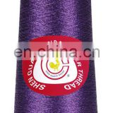 Quality metallic thread for the binding