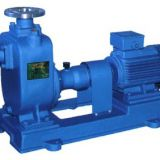 ZX horizontal self priming water pump