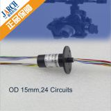 IP51 Protection grade Capsule Slip Ring