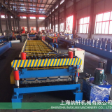 IBR sheet roll forming machine good materials and CNC processing technical