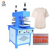 Automatic Heat Embossing Machine On Fabric