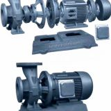 ISW monoblock centrifugal pump horizontal pump