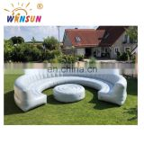cheap inflatable outdoor sofa air filled inflatable sofa