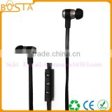 New seasonal fashion wholesale promotional noise cancelling candy colors bluetooth earbuds