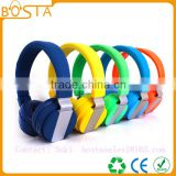 Wholesale deep bass stereo promotional commnunication wireless bluetooth headsets