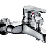 Wall Mounted Dual Holes Single Handle Bath Shower Mixer                                                                         Quality Choice