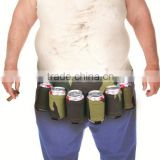 High Quality 6 Pack Beer Holster/Can Holster Belt