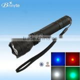 New Arrival B118 White/Red/Green/Blue Beam Long-Range Led Flashlight                                                                         Quality Choice