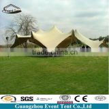 Hot selling freeform shaped truck roof top tent, china tent manufacturer stretch tent for sale