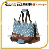 2014 Fashion Baby Diaper Bags nappy bag For mother travel out cheap wholesale