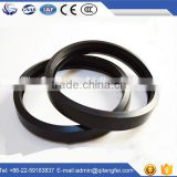 DN100 High pressure concrete pump black rubber gasket in concrete accessories made in China