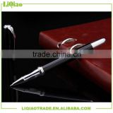 Metal roller ball pen 0.5mm with customizable logo                                                                                                         Supplier's Choice