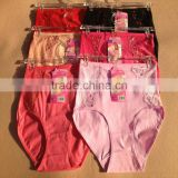 0.66USD High Quality Cotton Material Beautiful Fat Lady Panty/Panties/Thongs(jlhnk224)