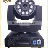 1500w 8pcs Led Moving Head Colorful Fog Machine