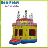 Yellow castle inflatable bouncers inflatable bounce house inflatable jumpers jumpers for rent