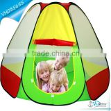 Colorful Outdoor Baby Camping Tent Toy