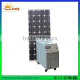 China cheapest wholesale price of Off-grid 100W portable solar system camping with lowest shipping cost