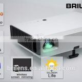 brilens LS1280 with wireless screen mirroring latest mini micro projector for mobile phone