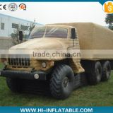 Inflatable Vehicle Military Decoy truck Benz Vehicle-FSHT1