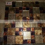 Decorative Strip Crystal & Stone Mosaic Tile