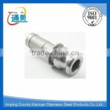 casting stainless steel water pump rubber coupling