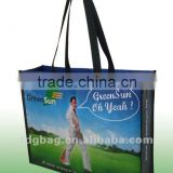 2014 best sale recycl rpet nonwoven bag for promotion,rpet fabric