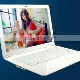china 100% brand new mini spare parts yellow laptop netbook with ddr3