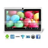 buy tablet pc A13 12.GHZ 512MB/4GB best google android 4 tablet pc