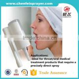 Chinese supplier best quality output 0.12CC wholesale perfume oral sprayer oral medical sprayer pump for bottle 18 410