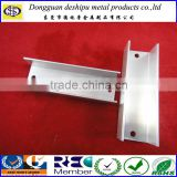 High quality 6000 series grade u heatsink rack aluminum channel
