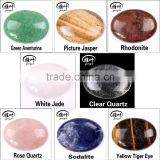 40*30*7mm Wholesale Oval Cabochon CABS Flatback Semi-Precious Gemstones Oval Shape Stones