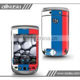 Smart phone skin stickers for blackberry 9800