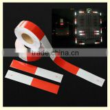 red-white reflective tape for motorcycle/trailer reflective stripe                                                                         Quality Choice