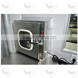 Stainless steel pharmaceutical cleanroom pass box