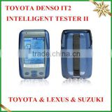 2014 Professional Car Scan tool TOYOTA DENSO Intelligent Tester 2 work for Lexus/Suzuki/Toyota TOYOTA IT2 tester2 auto scanner