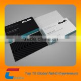 High quality embossed business cards& Elegant business cards/name cards/Luxury garment Business card
