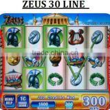 WMS NXT ZEUS (New 30 Line or 20 Line )- slot game PCB