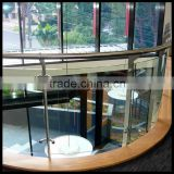 tempered glass fence/barrier/bars/railings
