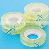 Strong adhesive super clear packing tape with company logo
