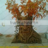 zigong city dragon culture and arts Amusement theme park animated talking tree customized