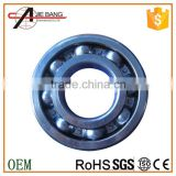 Machine parts 4208 double row deep groove ball bearing