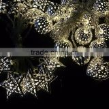 NEW* String 28 MAROQ Metal LED Light GARLAND Morocco Theme