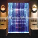 optic fiber water curtain