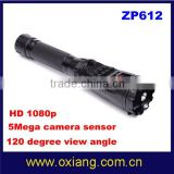 full HD 1080 multi-function police security flashlight DVR , Police Camera DVR, Sport Camera DVR, Mini Camera DVR