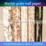 Self Stick Stone Grain PVC Vinyl Floor Tile PVC Marble self adhensive vinyl fashionable wall paper with best supply