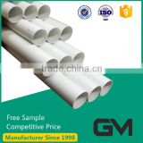Plastic PVC 10 inch drain pipe for water system
