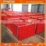 construction material used scaffolding and steel pipe support