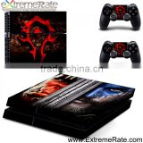 Decal skin sticker for PS4 controller vinyl console decal cover