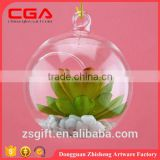 simulation tree plants indoor plants potted Hotel wholesale home decoration simulation glass ball