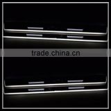 car parts 12v led moving door stuff light with car logo for Peugeot 308 2012-2014 led door sill plate light
